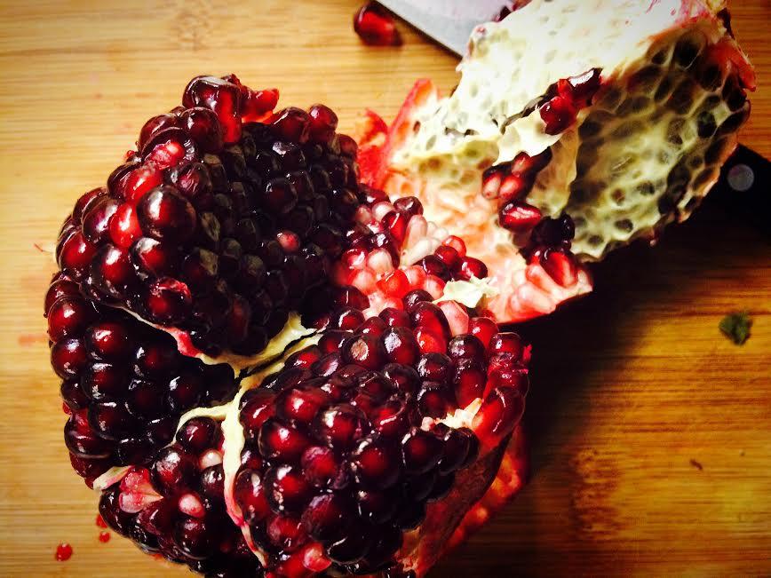 pomegranate-photo